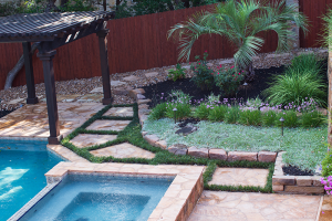 Landscaping And Rockwork